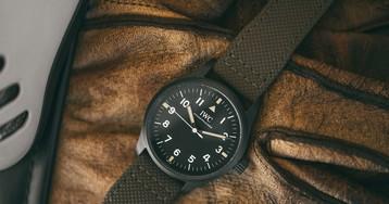 HODINKEE & IWC Drop Slick $6,400 Pilot's Watch