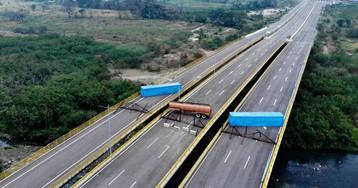 El bloqueo militar de la ayuda humanitaria en Venezuela