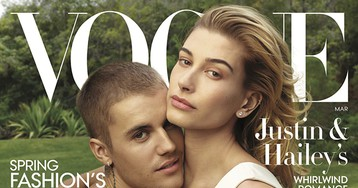 Justin & Hailey Bieber Cover 'Vogue's March 2019 Issue