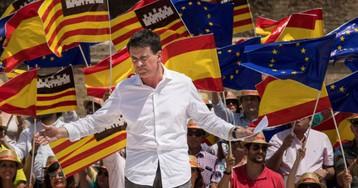 Manuel Valls asistirá a la manifestación de la derecha en Madrid contra el Gobierno