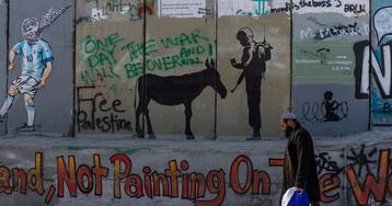 Как злобные евреи притесняют бедных палестинцев