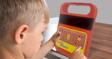 My Favorite Childhood Gadget of the '80s, the Speak & Spell, Is Back