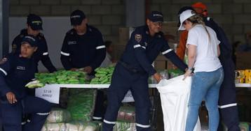 La ayuda humanitaria comienza a llegar a Cúcuta (Colombia), localidad fronteriza con Venezuela