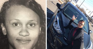 Woman struck victim with her car before posing for photo with damaged vehicle: police