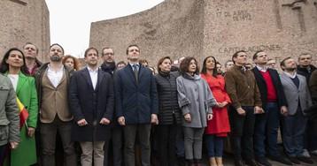 La fotografía junto a Vox divide a Ciudadanos