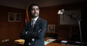 """Jordi Puigneró: """"El problema de los taxis no es Uber o Cabify, será el coche sin conductor"""""""
