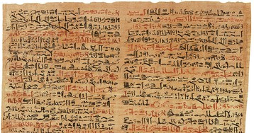 Edwin Smith Papyrus: The 3,600-Year-Old Textbook of Surgery