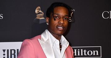ASAP Rocky Was Mistaken for Travis Scott Again at Pre-Grammy Party