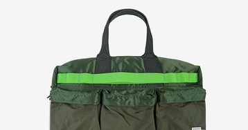 Ovadia & Sons x PORTER Go Green With Military-Inspired Bag Collection