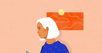 Suzanne Dias Colorful Illustrations