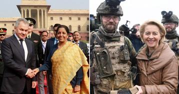 Армия под каблуком. Как выглядят женщины-министры обороны (46 ФОТО)