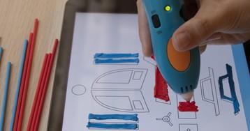 3Doodler запускает мобильное приложение