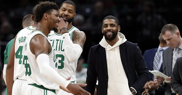 Kyrie Irving Is Most Important Piece To Celtics' NBA Finals Dream