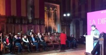C's y PP abandonan los premios Ciutat de Barcelona por los elogios a los líderes independentistas