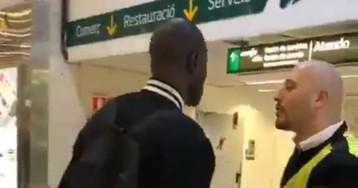 Renfe aparta a un vigilante de seguridad acusado de racismo
