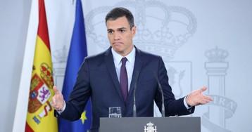 Así te hemos contado la primera aparición pública de Pedro Sánchez tras el anuncio de elecciones