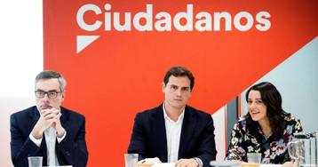 La ejecutiva de Ciudadanos decide por unanimidad no pactar con el PSOE tras las generales