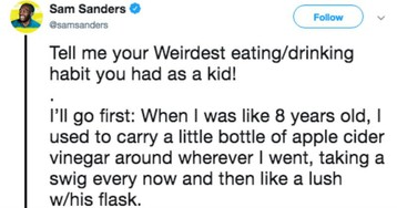 18 Twitter Users Reveal the Weirdest Snacks They Ate as Kids