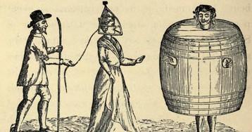 Маски стыда иихприменение вСредневековье