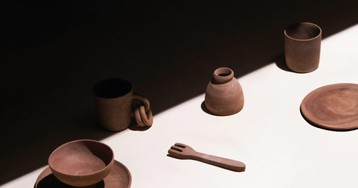 Brutalist Ceramics by New Material