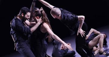 La Batsheva danza con rap y gregoriano en 'Venezuela'