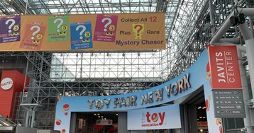 Playtime to the max:Snapshots from the 2019 New York Toy Fair