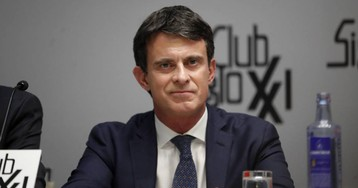 """Valls, tras manifestarse con Vox: """"No se puede blanquear el nacional-populismo"""""""