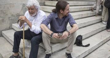 Las confluencias de Podemos se rompen en Galicia y Valencia