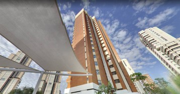 El incendio de un hotel de Benidorm obliga a desalojar a 240 personas