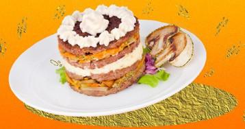 10 рецептов вкуснейших печёночных тортов