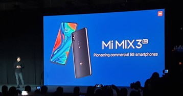 Xiaomi Mi MIX 3, el primer móvil 5G de bajo coste