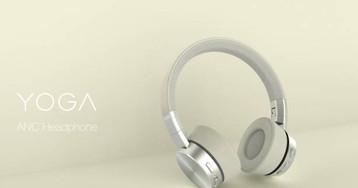 Lenovo Yoga ANC Headphones combine noise cancelling tech in one
