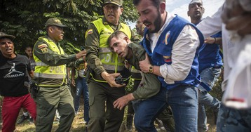 Tres sargentos venezolanos animan desde Brasil a sus compañeros a desertar