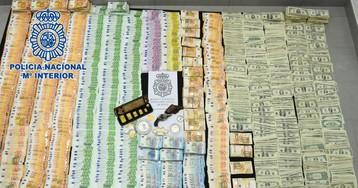 Cinco detenidos por usar una casa de cambio de moneda de la Base de Rota para blanquear