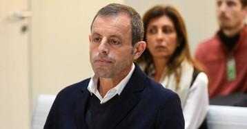 Rosell vuelve a pedir su puesta en libertad al inicio del juicio