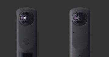 With a 1-inch sensor and RAW, Ricoh Theta Z1 may be ready for serious shooters