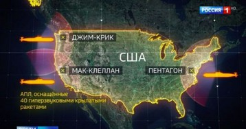 Russian TV lists potential nuclear strike targets in US after Putin warning