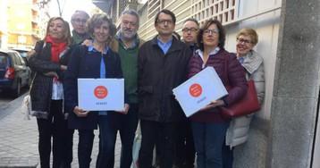 Las primarias del PSOE en Madrid serán a tres bandas