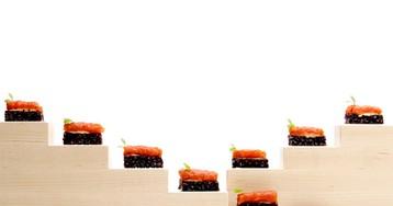 Pinch Food Design Reimagines the Spicy Tuna Roll