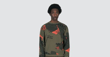 maharishi Deconstructs Camouflage for Shattered MILTYPE Collection