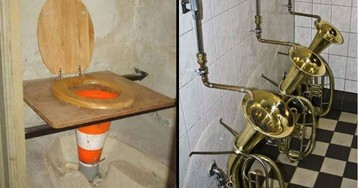 34 Awful Toilets to Clog Your World with Cringe