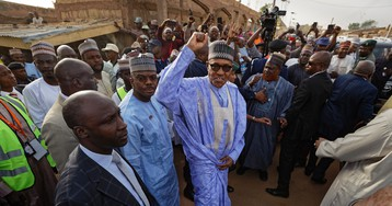 A look at Nigeria's president as he secures a 2nd term