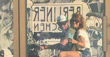 Елена Подкаминская похвасталась отпускным фото с мужем