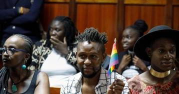 Parar la discriminación de la población LGTBI debe ser un objetivo para los países africanos