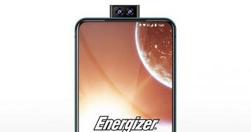 Energizer apresenta um tijolão, quer dizer, um smartphone com bateria de 18.000 mAh