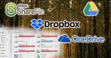 Выбираем систему хранения файлов для командной работы