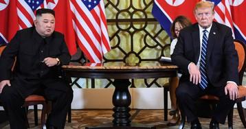 Kim y Trump cortan la cumbre de forma abrupta sin lograr ningún acuerdo