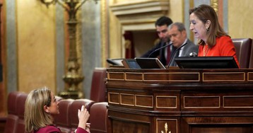 """Ana Pastor : """"Valió la pena por ustedes, por España y los españoles"""""""