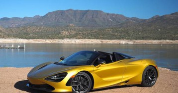 2020 McLaren 720S Spider First Drive Review: The Exquisite Flaw