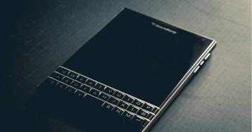 BlackBerry sues Twitter for alleged messaging patent infringement